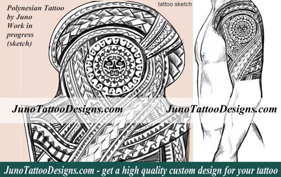 sleeve tattoos get a high quality arm tattoo online. Black Bedroom Furniture Sets. Home Design Ideas