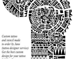 inca peruvian aztec taino mexican tattoos. Black Bedroom Furniture Sets. Home Design Ideas