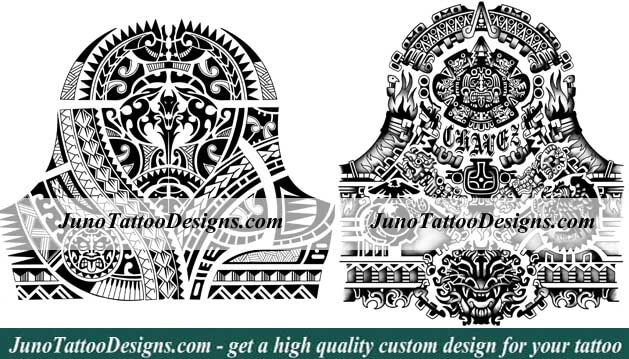 Sleeve Tattoos - Get a high quality arm tattoo online