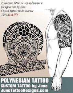 polynesian tattoo, samoan tattoo, juno tattoo designs