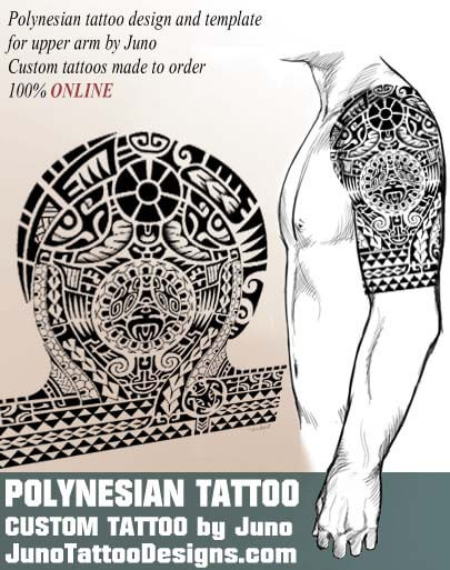 Polynesian Samoan Tattoos Meaning Symbols Tattoo Art