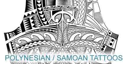 polynesian samoan tattoos meaning how to create yours. Black Bedroom Furniture Sets. Home Design Ideas