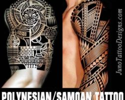 b3ef34c496ed2 Polynesian Samoan Tattoos Meaning - Symbols & tattoo art