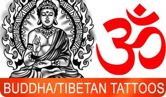 buddha tibetan tattoo - juno tattoo designs