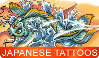 japanese tattoo - juno tattoo designs