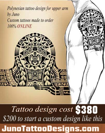 47fec9876 Polynesian Samoan Tattoos Meaning - Symbols & tattoo art