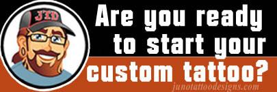 tattoo commissions, custom tattoo designer, create your tattoo, tattoo studio online