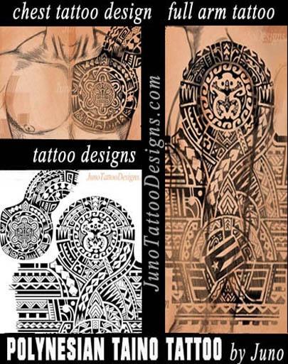 taino frog tattoo, puerto rico tattoo, custom male tattoo, taino sun polynesian tattoo arm