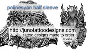 Polinesyan_Tattoo_designs
