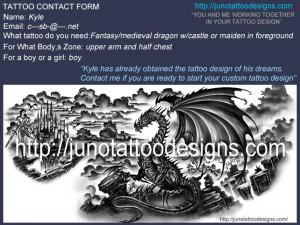fantasy_dragon_tattoo_design