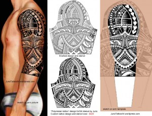 polynesian-tattoo-design-for-sleeve-by-Juno (1)