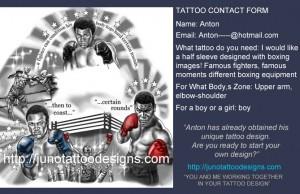 portrait_boxing_tattoodesign