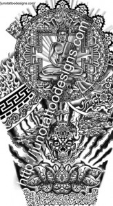 tibetan_tattoos_junotattoodesigns.com_4